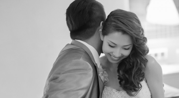 Tying the Knot of Micheal & Serene